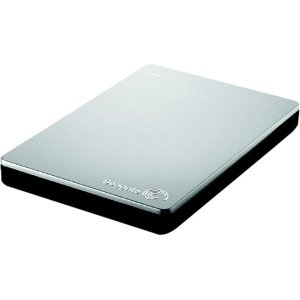 SEAGATE 1TB BACKUP PLUS USB 3.0 FOR SLIM MAC TITANIUM