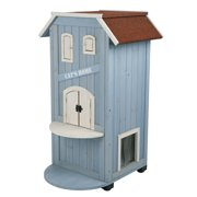 Cat Homes and Eclosures Product Variation Cat Home 22 x 23 x 37 in.