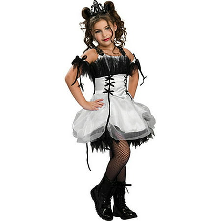 Gothic Ballerina Child Halloween Costume