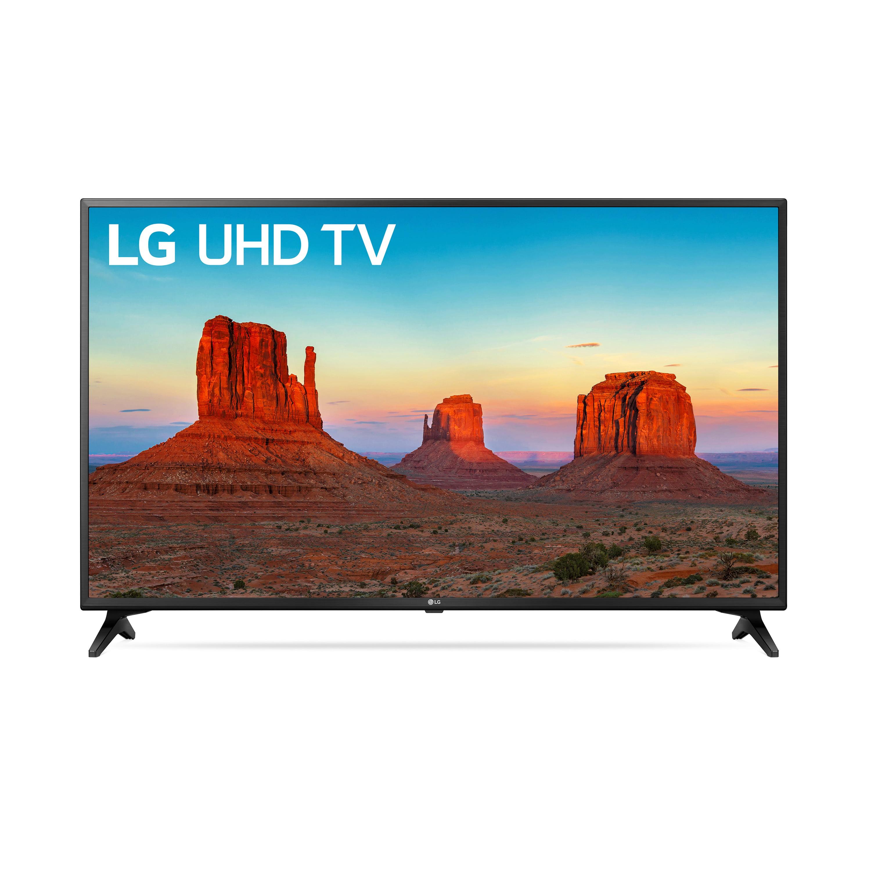 """Refurbished LG 49"""" Class 4K (2160) HDR Smart LED UHD TV 49UK6200PUA"""