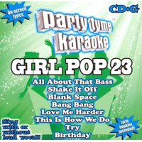 Party Tyme Karaoke: Girl Pop 23