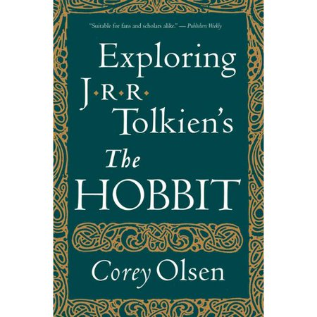 Exploring J.R.R. Tolkiens The Hobbit by