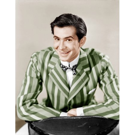 The Actress Anthony Perkins 1953 Photo Print