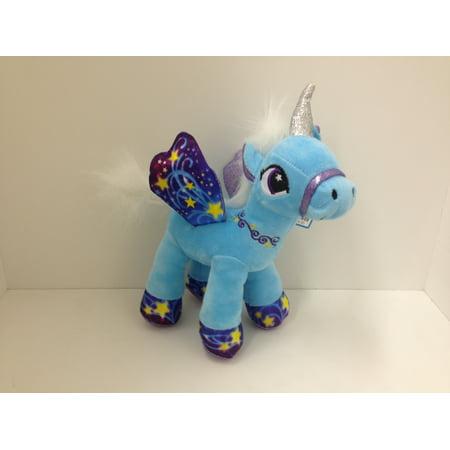 Blue Unicorn Kigurumi (Gabitoy Blue Unicorn with Wings Plush Animal -)
