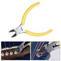Professional String Cutter for Bass Guitar Ukulele Music String Instruments Luthier Tool Metal