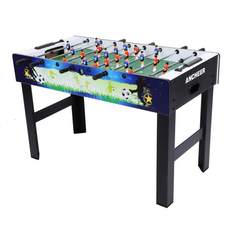 Table Soccer Game Table Arcade Game With Free 2 Pcs  Ball  48Inch