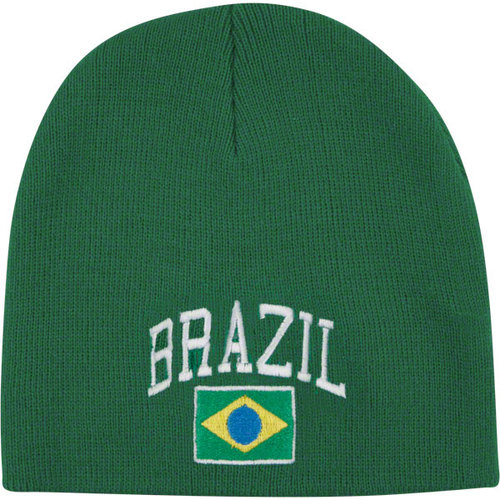 Team Brazil Knit Hat