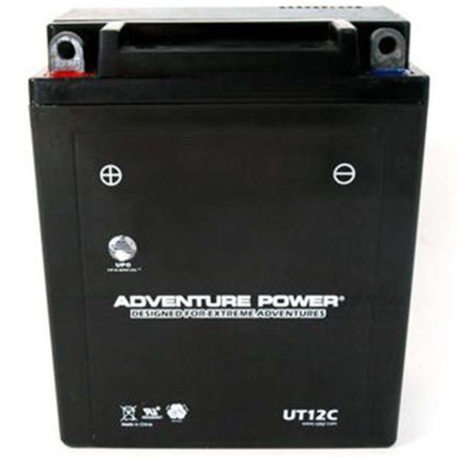 2010-2013 AJC Battery Compatible with Honda NT700V 700CC Motorcycle Replacement Battery