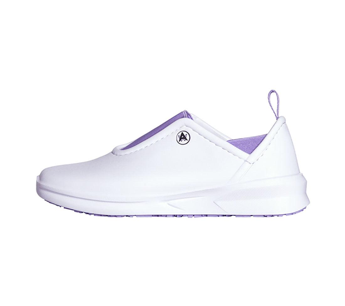 White Womens Nursing Shoes - Walmart.com