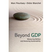 Beyond GDP : Measuring Welfare and Assessing Sustainability (Hardcover)