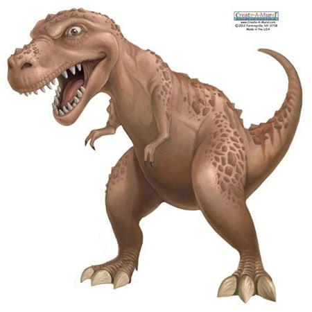 Dinosaur T-Rex Boys Wall Decal- Vinyl Sticker for Kids Room Decor for $<!---->