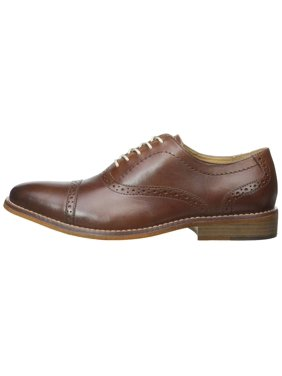G.H. Bass & Co. Men's Carnell Oxford, British Tan, Size 9.0