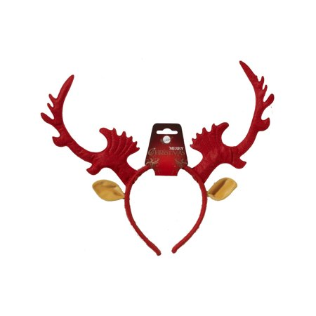 Antler Costume (Red Christmas Antlers Costume)