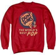Dum Dums 5 For 5 Mens Crewneck Sweatshirt