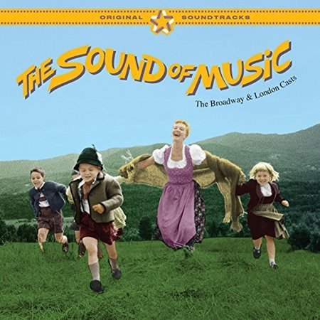 V Cast Music Kit (The Sound of Music (The Broadway and London Casts) Soundtrack)