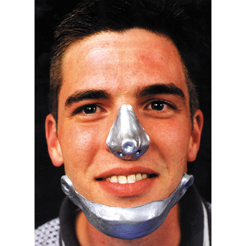 Tin Man Chin Halloween Accessory