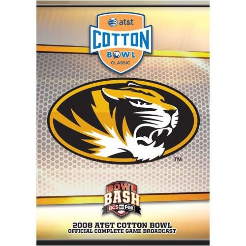 2008 Cotton Bowl: Missouri Vs. Arkansas (DVD)