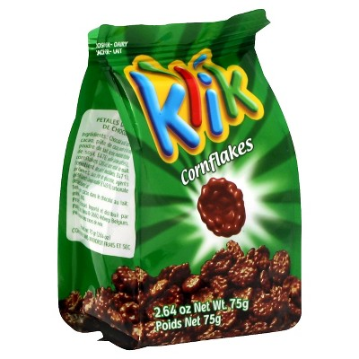Klik Chocolate Covered Corn Flakes - 2.64 oz