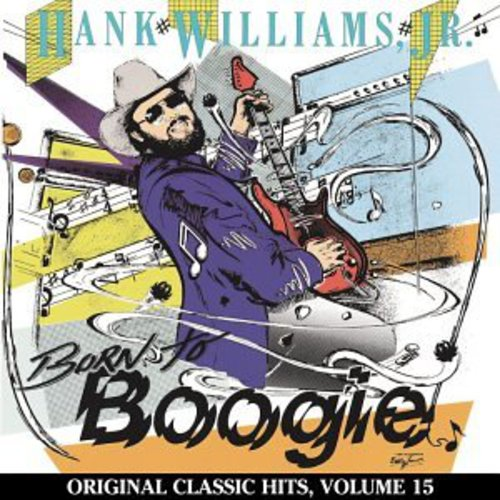 Hank Williams Jr. - Born to Boogie [CD]