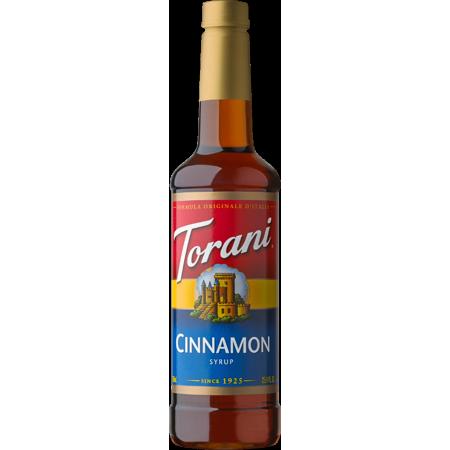 Torani Cinnamon Syrup 750ml