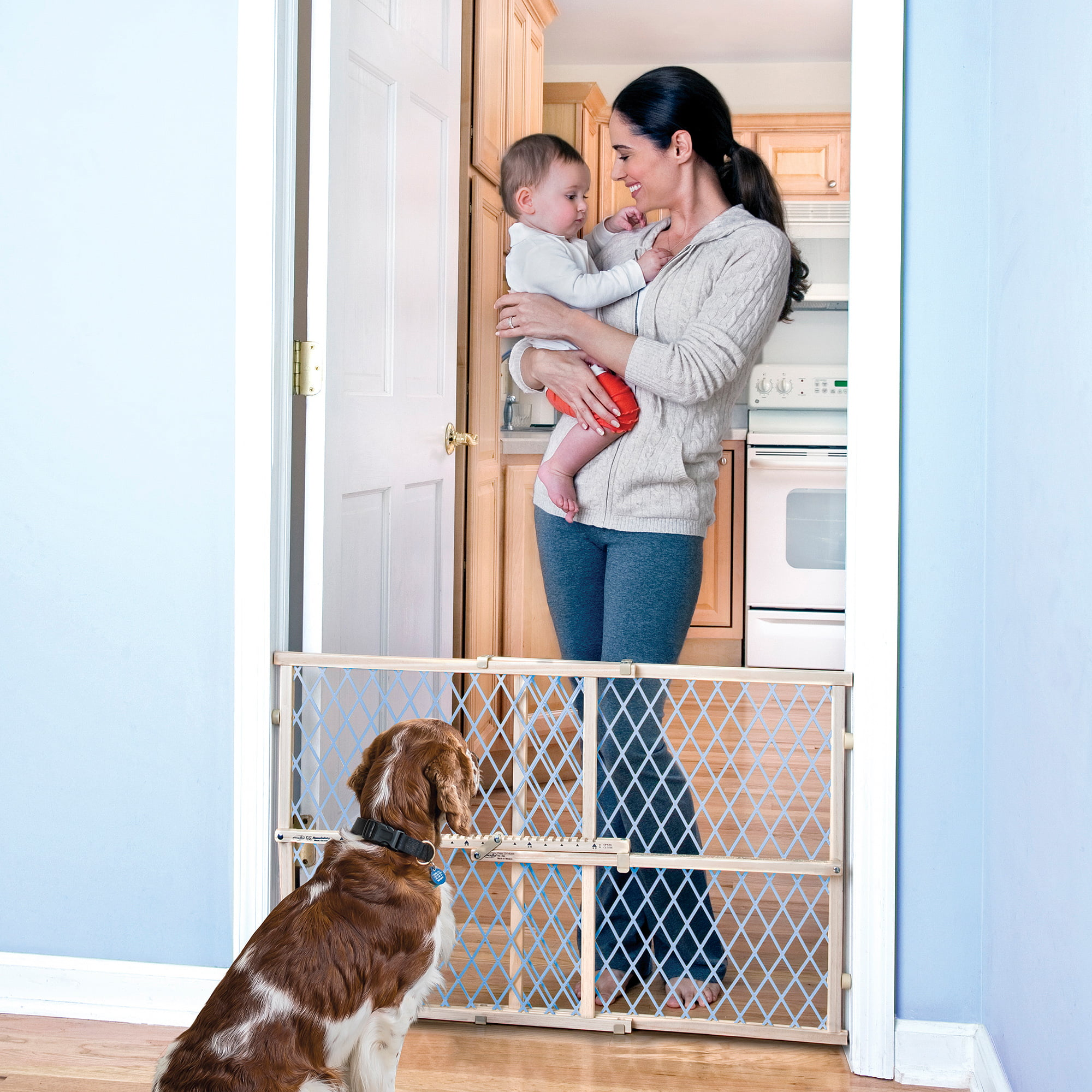 Evenflo Soft N Wide Easy Install Baby Gate Marianna