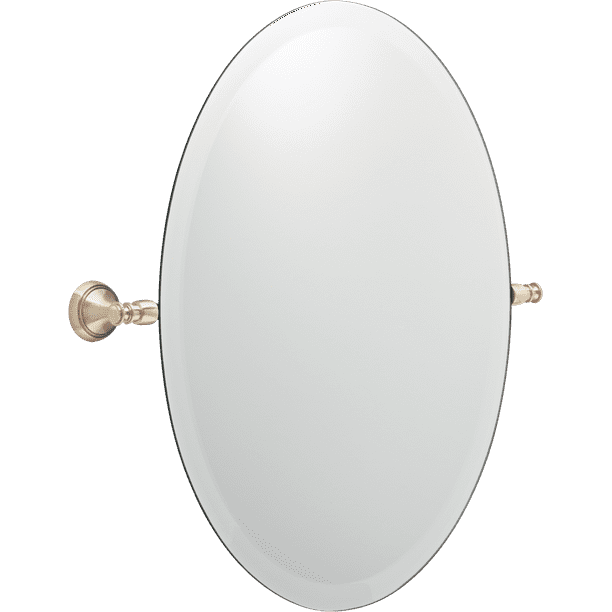Better Homes Gardens Safford 23 H X, Tilt Bathroom Mirror Oval