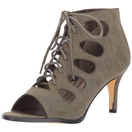 Michael Antonio Women's Fern Dress Sandal, Moss, 7.5 M US Usa Dress Sandals