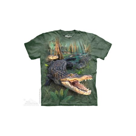 The Mountain Gator Parade - Ch Big Boys T-Shirt (Parade Cake Top)
