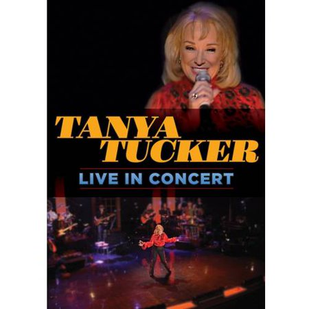 Tanya Tucker   Live In Concert  Music Dvd