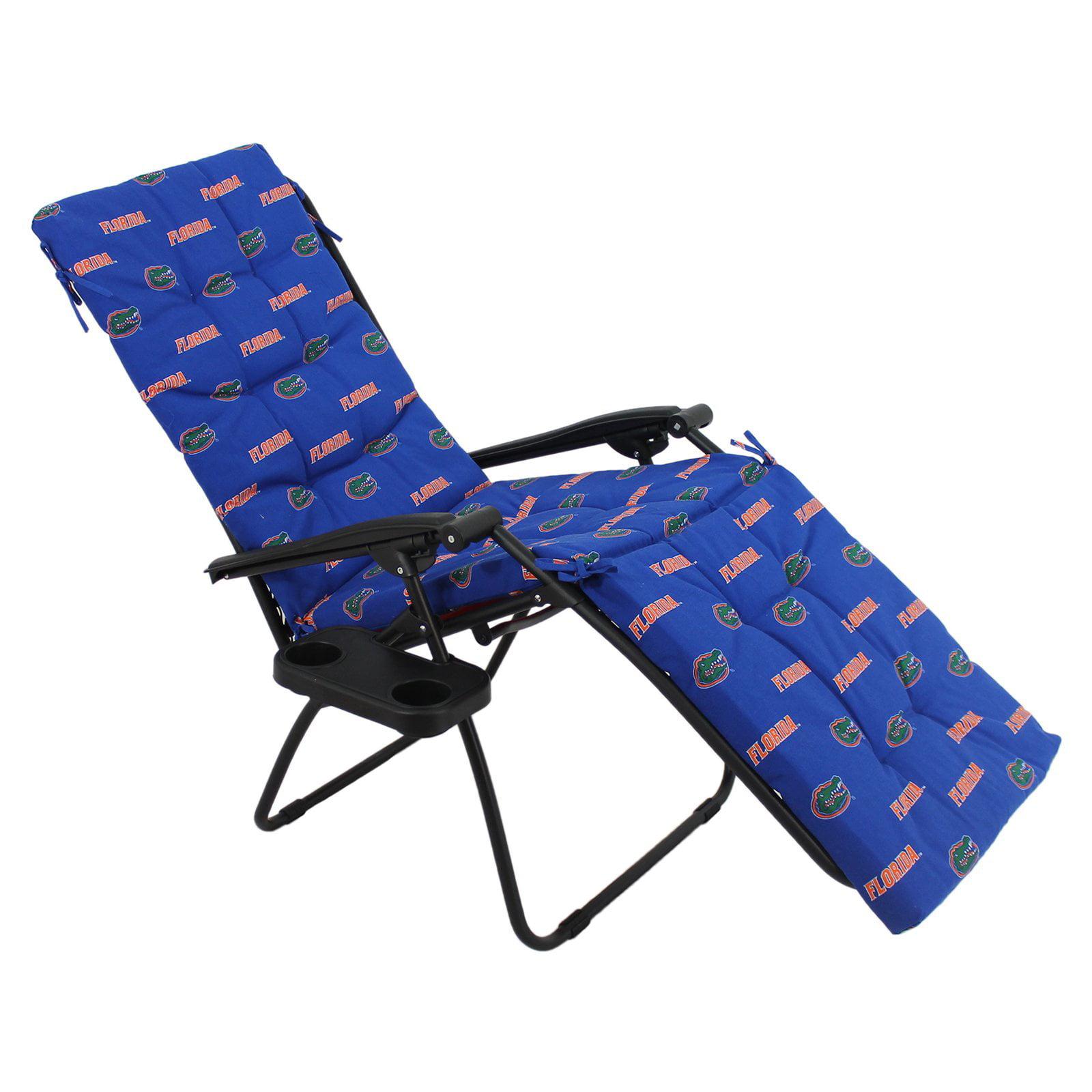Outdoor Zero Gravity Chair Cushion - Walmart.com  sc 1 st  Walmart & College Covers 72 x 20 in. Outdoor Zero Gravity Chair Cushion ...