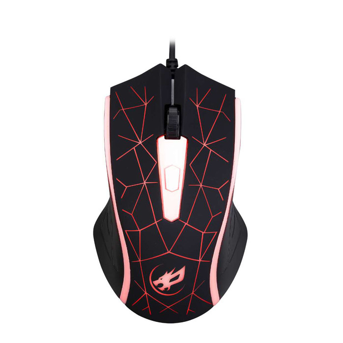 Outtop 2400 DPI USB Wired Optical Gaming Game Mice Mouse For PC Laptop BK