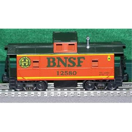 - Ready Made Trains RMTCAB281 Caboose Burlington Northern Sante Fe