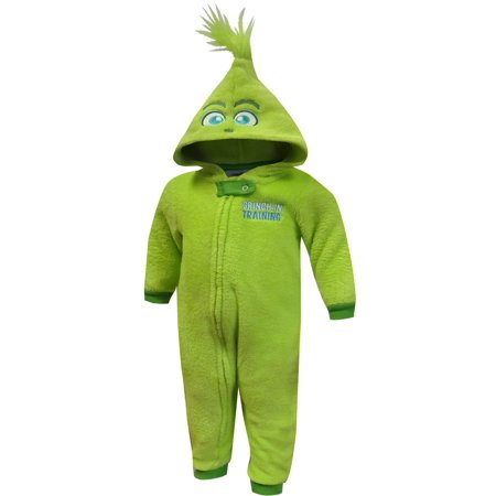 Swiss Blanket (Dr Seuss Grinch In Training Infant Onesie Pajama )