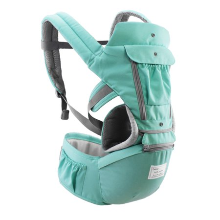 Baby Carrier Convertible Ergonomic Baby Carrier Kangaroo Bag Breathable Front Facing Baby Carrier Infant backpack Pouch Wrap Baby Sling for Newborns,