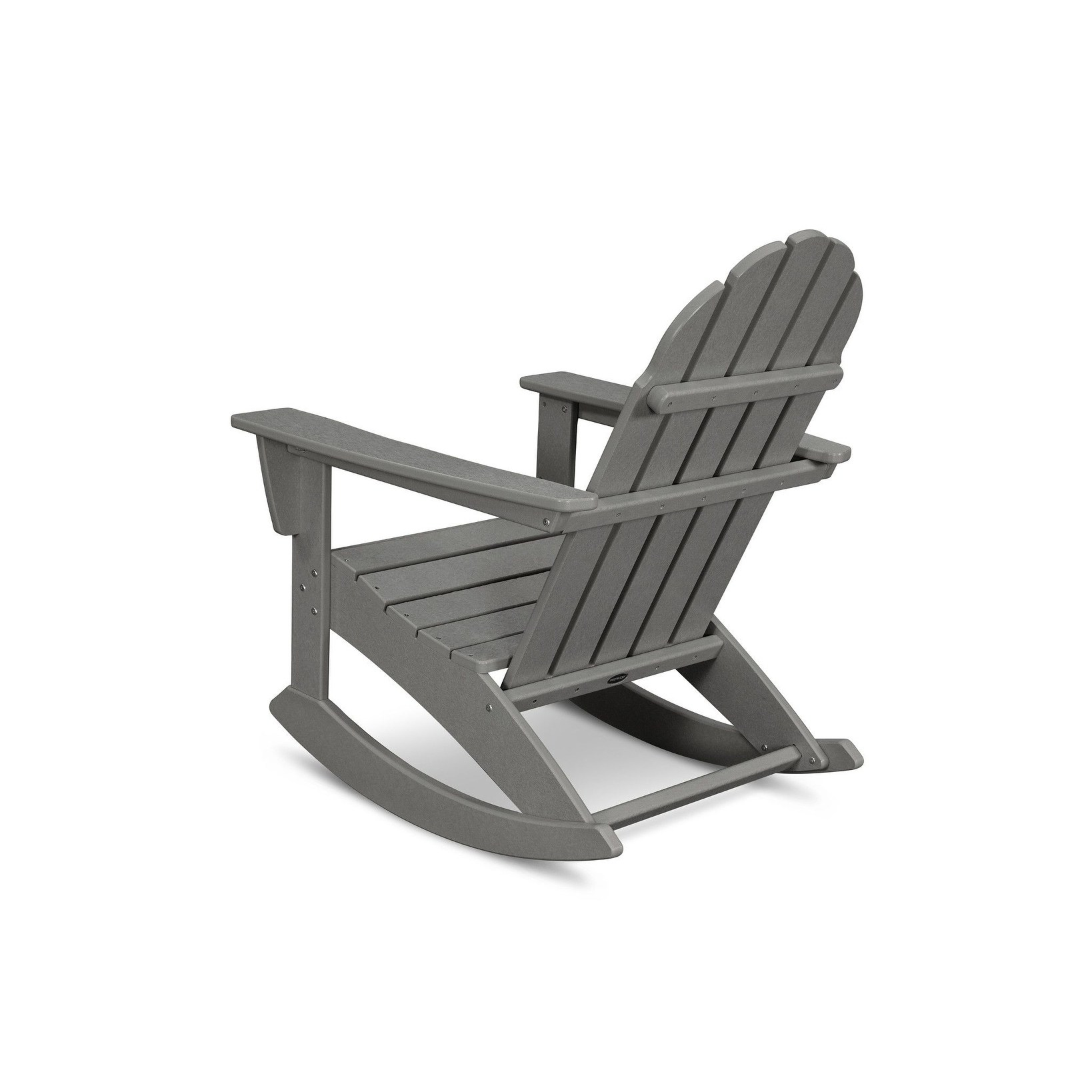 Magnificent Polywood Vineyard Outdoor Adirondack Rocking Chair Caraccident5 Cool Chair Designs And Ideas Caraccident5Info