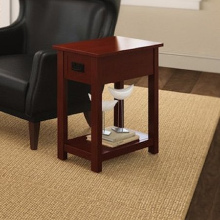 Image of Alaterre Craftsman Chairside Table