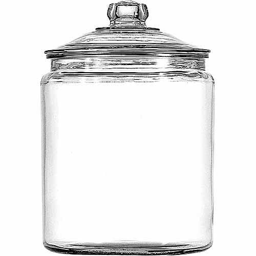 Anchor Hocking Glass Heritage Jar, 1 gal by Anchor Hocking LLC