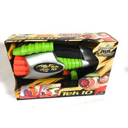 Tek 10 Air Blaster - Includes 10 Foam Darts