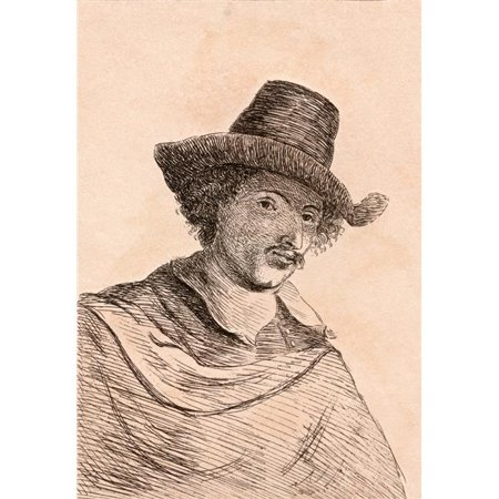 Posterazzi DPI1862374LARGE Jan Baptist Weenix 1621 - Circa 1663 Dutch Artist From 75 Portraits of Celebrated Painters From Authentic Originals Etch Poster Print, 24 x 34 - image 1 de 1