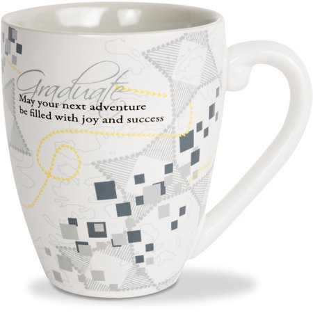 Pavilion - Graduate - 20 oz Congrats Grad Ceramic Coffee Cup Mug
