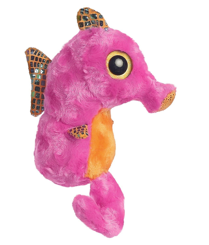 Stuffed Pink Seahorse Stores Fisher Price Snug Glow Sea Horse Swimee Yoohoo Inch Animal Aurora Plush 1282x1500