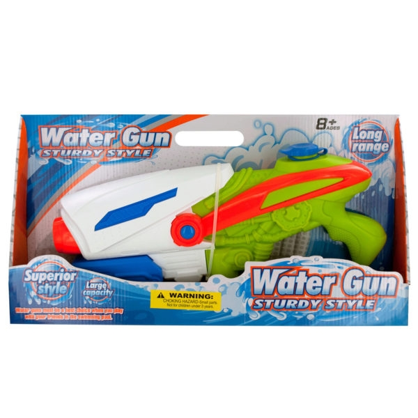 Large Super Pump Action Water Gun (Lot of 2)