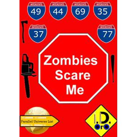 Zombies Scare Me (Deutsch Ausgabe) - eBook