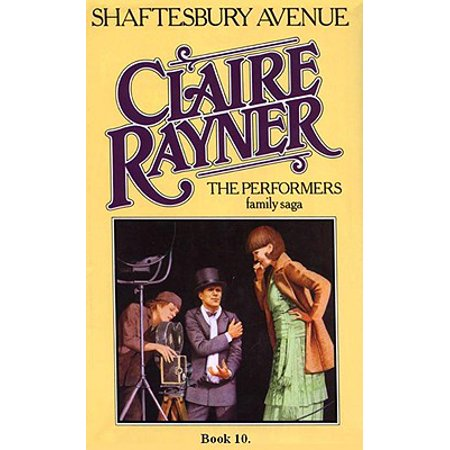 - Shaftesbury Avenue (Book 10 of The Performers) - eBook