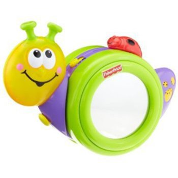 Fisher-Price Crawl Along Snail