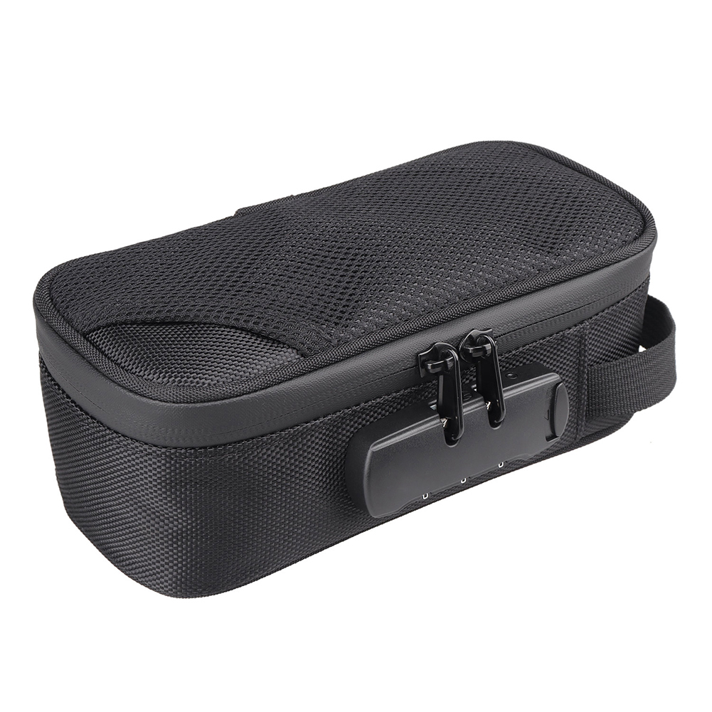 Smell Proof Bag  Portable Travel Carrying pouch bag Stash Box Container NEW