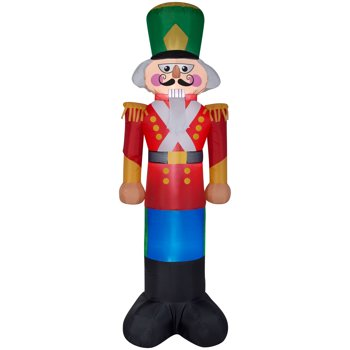 Airblown Inflatable Toy Soldier 7ft tall by Gemmy Industries