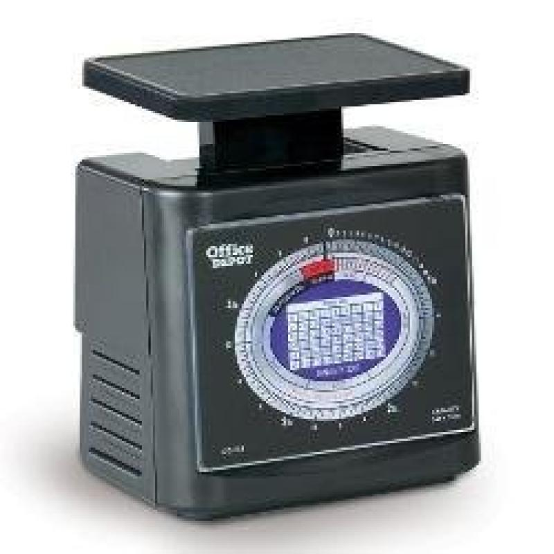 5 lb Mechanical Postal Scale by