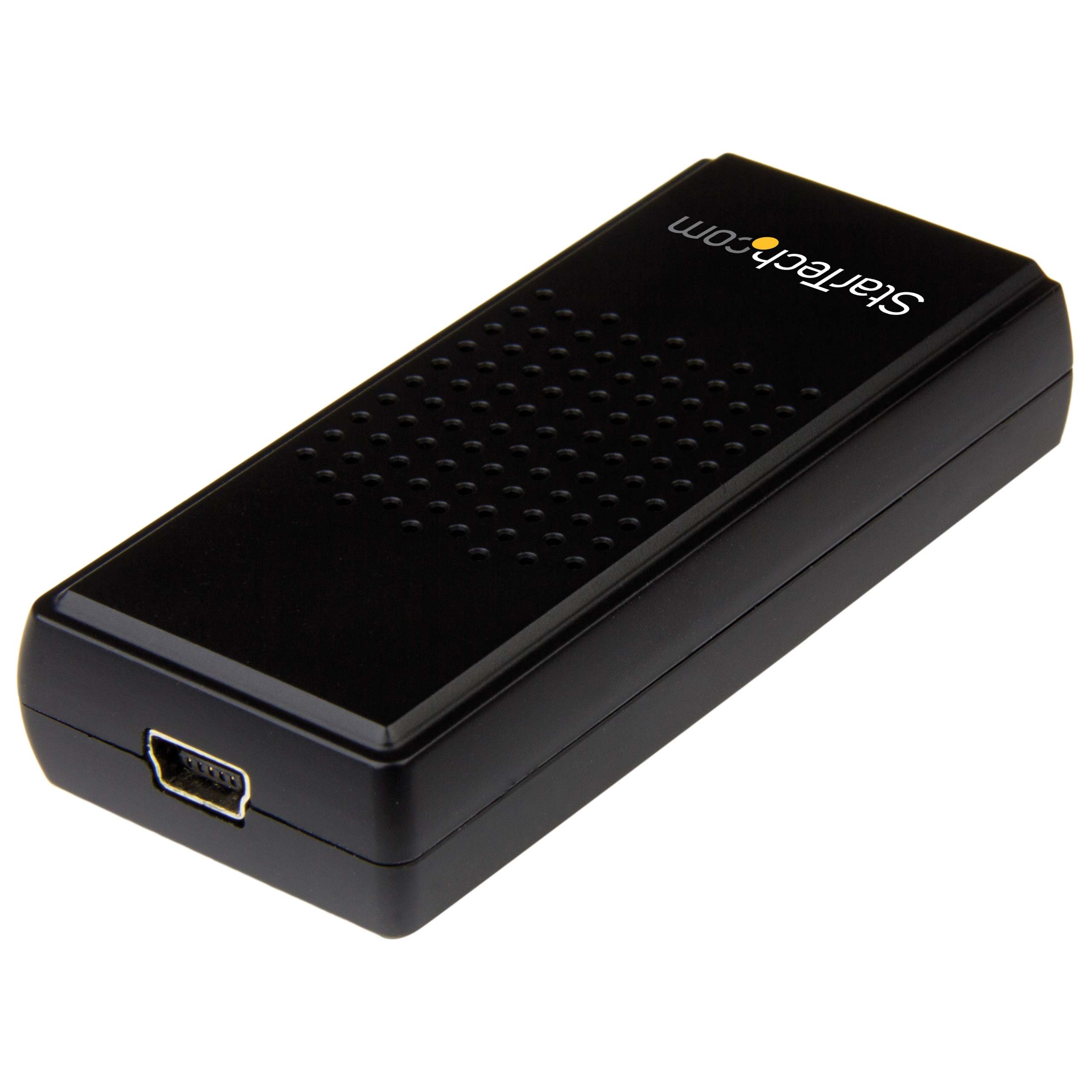 Startech.com Usb 2.0 Capture Device For Hdmi Video - Compact External Capture Card - 1080p - Functions: Video Capturing, Video Recording, Video Encoding, Video Conversion, Video Streaming (usb2hdcapm)