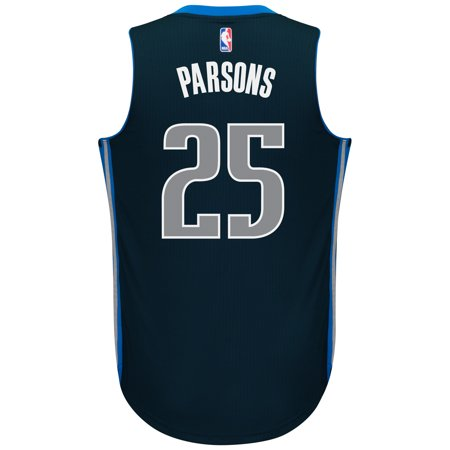 Chandler Parsons Dallas Mavericks Adidas Alternate Swingman Jersey (Navy) by